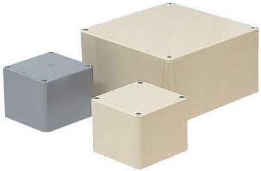未来工業 正方形プールボックス(ノック無) 500×500mm ミルキーホワイト 1個価格 ※受注生産品 PVP-5050M