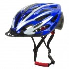 SRTHYJYKJUTHW Laplace A1 Outdoor Bike Bicycle Cycling Helmet - Blue + White