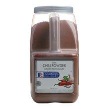 McCormick Dark Chili Powder - 5.5 lb. container, 3 per case by McCormick