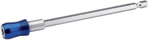 Draper 48369 1/4-Inch Female x 1/4-Inch Male 150 mm-Long Quick-Release Stainless Steel Magnetic Bit Holder by Draper