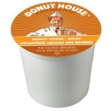 keurig bold decaf - Keurig Donut House Collection Light Roast Decaf Coffee K-Cups, 18 count