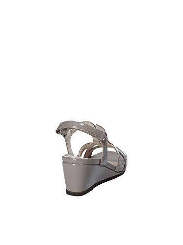 Stonefly Femmes compensées 110241 Sandales Brun 35 wRxqv0fxZ