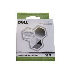 Genuine OEM brand name Dell Series 21 V313/V715 BlackInk 3305275 (180 Yield) Y498D