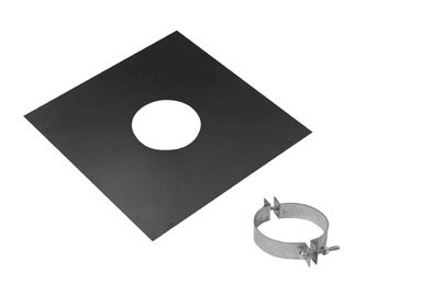 Simpson Duravent Pellet Stove Vent Support Firestop Spacer Insulated 4