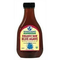 Wholesome Sweetners Blue Agave Raw 11.75 Oz (Pack of 6)