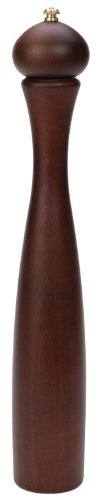 Maple Shaker Kitchen - Fletchers' Mill Marsala Collection Pepper Mill, Walnut - 17 Inch