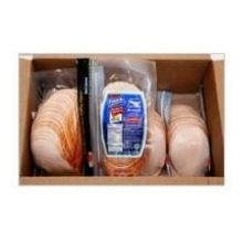 Perdue Farms Sandwich Builders Sliced Oven Roasted Turkey Breast, 2 Pound - 6 per (Oven Roasted Turkey Breast)