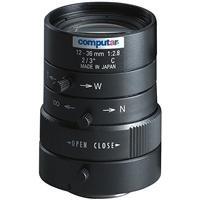 Computar M3Z1228C-MP 0.66-Inch 1.3 Megapixel Varifocal lens 12-36mm F2.8 Manual Iris