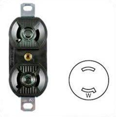 15r Duplex Locking Receptacle - 4
