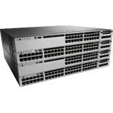 Cisco As A Secure Desktop - Cisco Catalyst 3850-48U-S - Switch - 48 Ports - Managed - Desktop, Rack-Mountable - Black, Gray (WS-C3850-48U-S)
