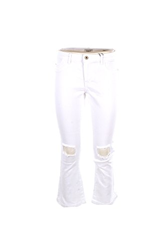 Onlleena 2018 29 15152515 Primavera Donna Estate Only Jeans Bianco g6XUwA