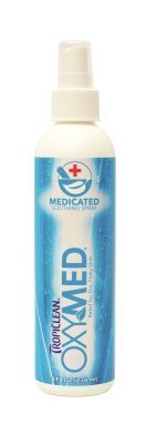 TROPICLEAN - OXY-MED MEDICATED SPRAY 8OZ