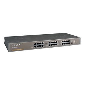 TP-LINK TL-SG1024DE / 24PORT 10/100/1000 GIGABIT EASY SMART SWITCH