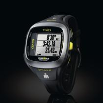 Timex Ironman Run Trainer 2.0 Black/Silver-Tone/Green