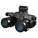 Posterazzi PSTTMO100921M AN/AVS-6 night vision goggles used by the military Poster Print 17 x 11 from Posterazzi