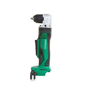 Hitachi DN18DSLP4 18 Volt Cordless Lithium-Ion 3/8-Inch Right Angle Drill (Tool Only, No Battery) by Hitachi