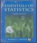 Essentials of Statistics, Books a la Carte Edition (3rd Edition)