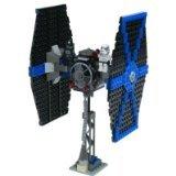 Tie Wars Fighter Vintage Star - Lego Star Wars #7146 Tie Fighter