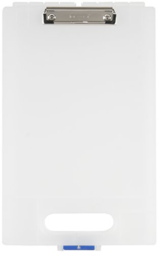 (Dexas 1717-J22-64 Office Clipcase Storage Clipboard, Natural)