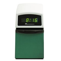 * ETC Digital Automatic Time Clock with Stamp by MotivationUSA (Image #1)