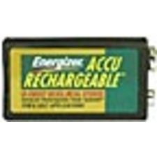 Energizer 5011 Nimh Rechargeable Battery, 9 Volt (Pack of 6) by Energizer