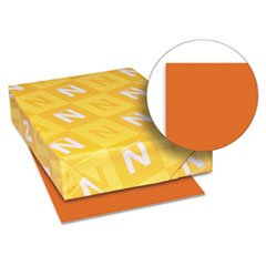(3 Pack Value Bundle) WAU22561 Astrobrights Colored Paper, 24lb, 8-1/2 x 11, Orbit Orange, 500 Sheets/Ream by Unknown