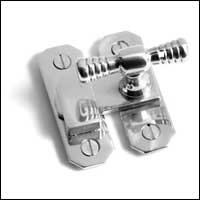 Samuel Heath P4383-CP Architectural Hardware In Polished Chrome