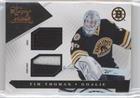 Tim Thomas #28/150 (Hockey Card) 2010-11 Panini Luxury Suite - [Base] - Jersey/Prime Jersey [Memorabilia] - Thomas Hockey Tim