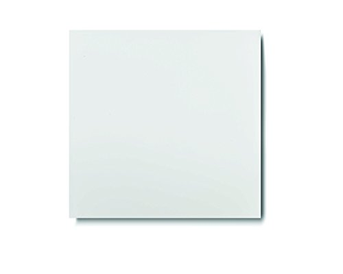 25 Dry Erase Magnetic Shelf Labels 4'' x 4'' - White - 30 mil by Discount Magnet