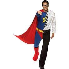 [Superman / Clark Kent Costume] (Clark Kent Superman Costume Women)