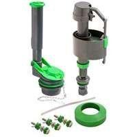 Keeney K830-16BX Floatless Adjustable Toilet Repair Kit, Grey, Green by Keeney Manufacturing