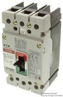 EGB3100FFG-Thermal Magnetic Circuit Breaker, G Series, 480 VAC, 250 VDC, 100 A, 3 Pole, DIN Rail