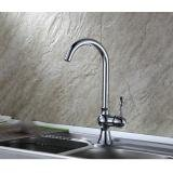 JYHJ Kitchen hot and cold faucet single hole basin sink mixing redation