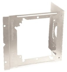 4 Inch Square Box Mounting Bracket For Adjustable Depth Device Rings-10 per case