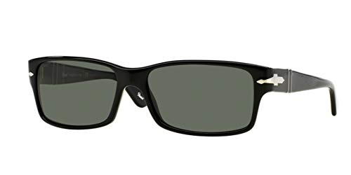 Persol Designer Sunglasses - Persol Sunglasses 2803s-9558 Black