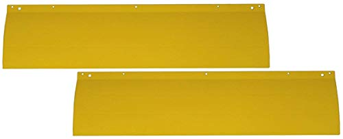 Auto Care Products Inc. Park Smart Yellow Wall Guard (2 Pack) by Auto Care Products Inc. (Image #2)