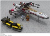 LEGO Star Wars X-Wing Fighter - Wars 1999 Sets Star Lego
