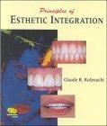 img - for Principles of Esthetic Integration by Claude R. Rufenacht (2000-07-15) book / textbook / text book