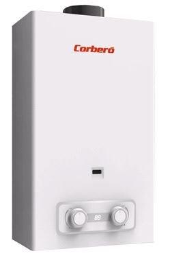 CALENTADOR CORBERO CCE6GB BUTANO 6L