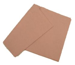 48' Sheets (Avalon Papers 234 Drape Sheet, 2-Ply Tissue, 40'' x 48'', Mauve (Pack of 100))