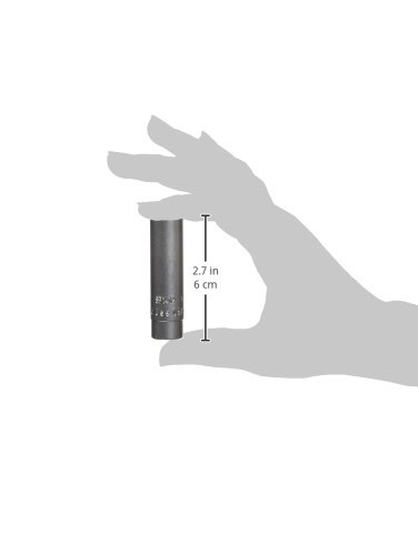 Assenmacher Specialty Tools SP1412 14mm 12-Point Thin Walled Spark Plug Socket