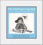 The Don't-Give-up Kid, Jeanne Gehret, 0962513628