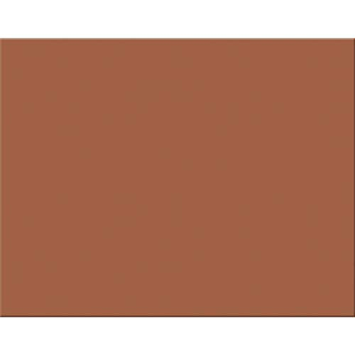 Pacon PAC54691 4-Ply Railroad Board, Brown, 22
