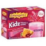 ALACER Emer'gen-C Kidz Fruit Punch 30 packets (a)