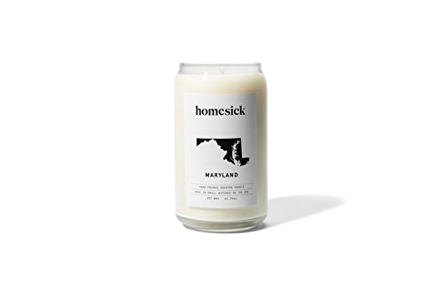 Homesick Scented Candle, Maryland