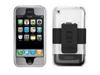 - Griffin iClear Crystal-clear Hard-shell Case for iPhone 2G - Will not fit iPhone 3G