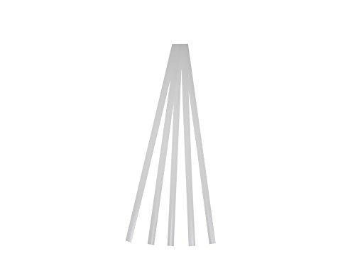 Color Cmy Ribbon - POLYETHYLENE FLAT STICK (LDPE) 3/8