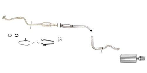 Mac Auto Parts 132997 2.2L Vin (4) Cavalier Sunfire Flex Converter Muffler Exhaust Pipe System