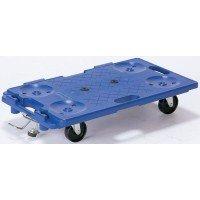 アイケーキャリー 樹脂製 連結台車 ストッパー付 R-115S B0784LC4VJ