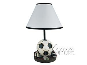 Modern Contemporary Soccer Table Lamp by Acme Furniture by